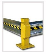 Equipment Guard Rails Barrier Protector