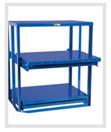 Equipment Roll Out Shelving
